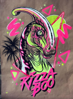 RIZZA BOO - RSI Apparel